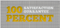 Hell Bent Steel 100% Satisfaction Guarantee