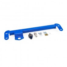 Isometric View - Dodge Ram Steering Stabilizer Bar Kit. Fits 2009-2013 Dodge Ram Solid Axle 4x4 Trucks