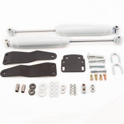 Dodge Ram Dual Shock Steering Stabilizers Hell Bent Steel